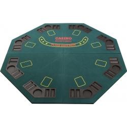 Poker deska Octagon 8 hráčů