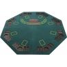 Poker deska Octagon 8 hráčů 125 x 125 x 2,5 cm