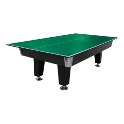 Krycí deska na kulečník - stolní tenis zelená