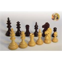 Šachové  Figury Staunton Karel IV