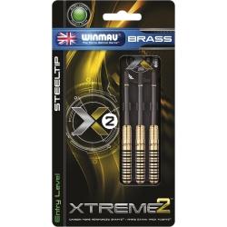 Šipky steel Winmau Xtreme 2, 22g