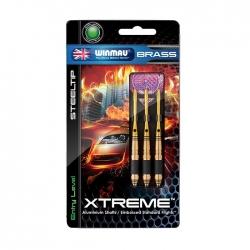 Šipky steel Winmau Xtreme 22g