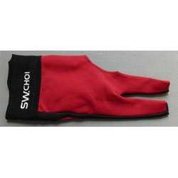 Rukavice CHOI Professional Red/Black