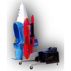 Houpací dětský automat Raketa