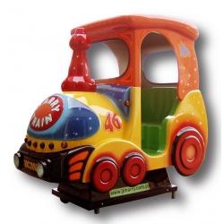 Houpací dětský automat Lokomotiva