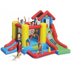 Happy Hop Hrací dům 7 v 1