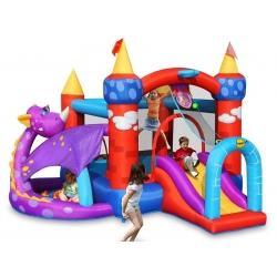 Happy Hop Luxusní dračí skákací hrad