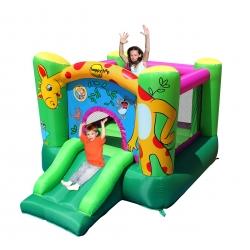 Happy Hop Skákací hrad Žirafa