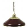 Lampa samostatná Burgundy mosaz 45cm