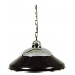 Lampa samostatná černá mosaz 45cm