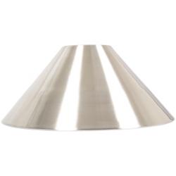 Stínidlo náhradní ocel Brushed 37cm