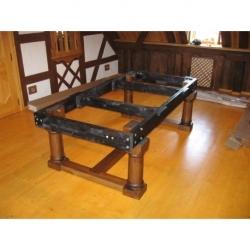 Vyvážení kulečníkového stolu