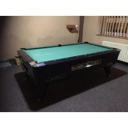 Kulečníkový stůl SAM pool 7ft mincovní - hraný
