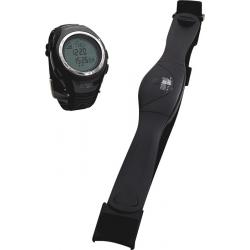 Hrudní pás s hodinkami Christopeit