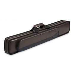 Pouzdro Predator Roadline soft case 4b/8s Brown