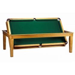 Kulečník / jídelní stůl  VIP Roll-Over 7ft pool