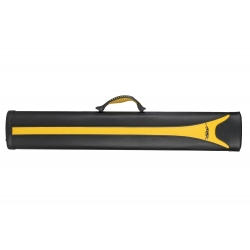 Pouzdro Predator Sport Case 2/4 Black-Yellow