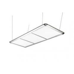 Osvětlení LED Flat, Silver