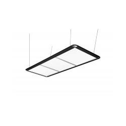 Osvětlení LED Flat, Black