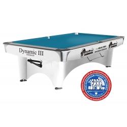 Kulečníkový stůl Dynamic III, pool 9 ft