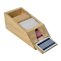Bota dřevěná - podavač karet Black-Jack/Baccarat