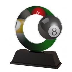 Akrylátová trofej ACLC2101M27
