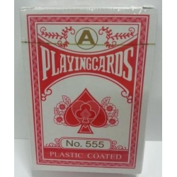 Playing Cards 555