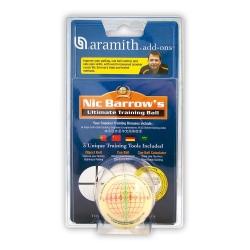 Tréninková koule Snooker Nic Barrow Ultimate 52,4 mm