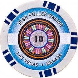 Žeton poker High-Roller 10
