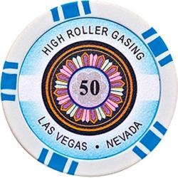 Žeton poker High-Roller 50