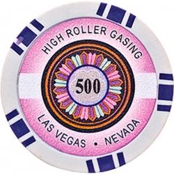 Žeton poker High-Roller 500