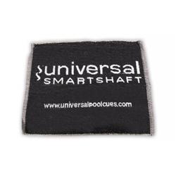 Ručník Universal Black 33x16cm