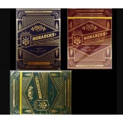 Žolíkové karty Theory 11 Monarchs Modré