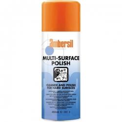 Ambersil Multi Surface Polish - leštič tvrdých povrchů