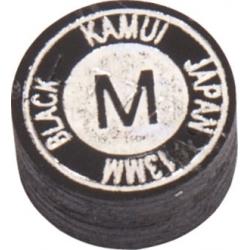Kůže vrstvená Kamui Black M - 13mm