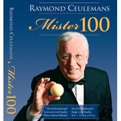 Kniha RAYMOND CEULEMANS MISTER 100
