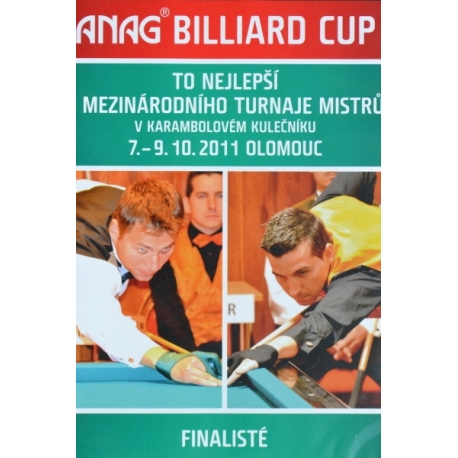 DVD ANAG BILLIARD CUP