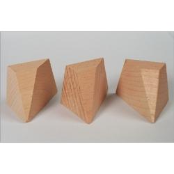 Dřevěné rohy Artemis profil 79
