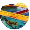Buffalo Shark Outdoor 8 ft  Air hockey - Vzdušný hokej s mincovníkem