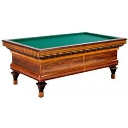 Karambol French Carom Table 200x100cm hraný