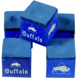 Kulečníková křída Buffalo modrá