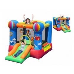 Happy Hop Skákací hrad Létající balónky