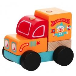 Cubika Cirkusové auto