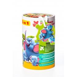 Cubika Puzzle 5v1 Spolu s dítětem