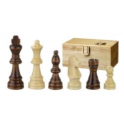 Šachové figury Philos Remus