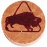 Vrstvená kůže BUFFALO Medium 12mm