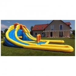 Happy Hop Velký vodní aqua park s velkým bazénem