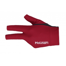 Molinari Glove Red Small