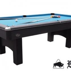 Kulečníkový stůl Buffalo Eliminator  7ft Black- hraný