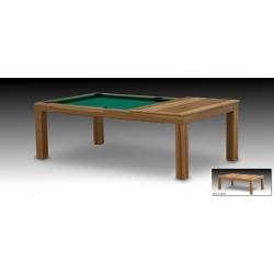 Kulečník pool Piano / jídelní stůl